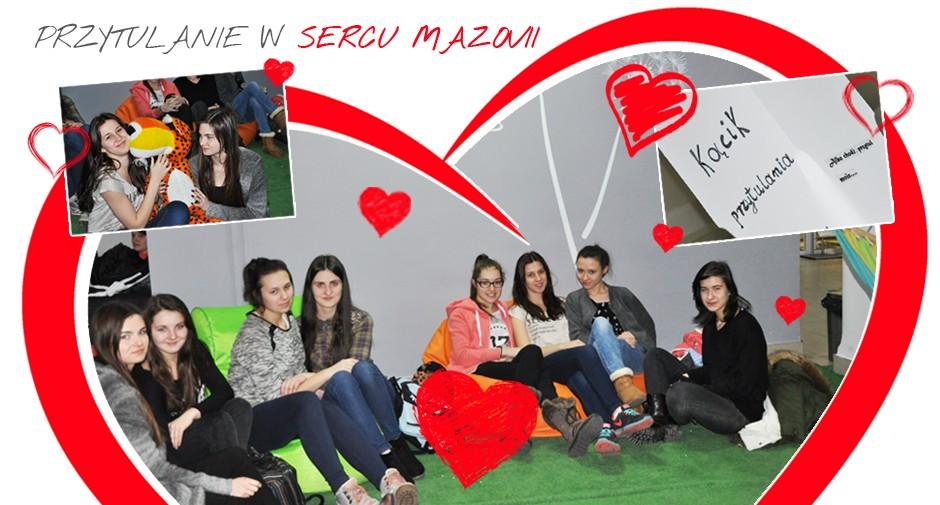 Przytul się w sercu Mazovii