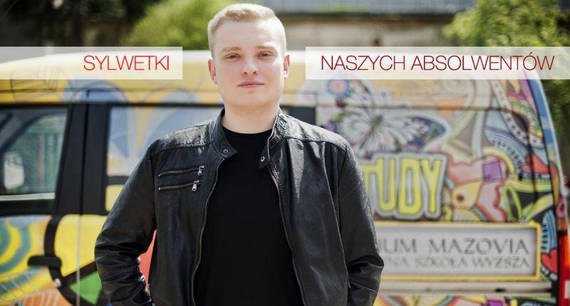 Starter absolwent Kamil Mokicki