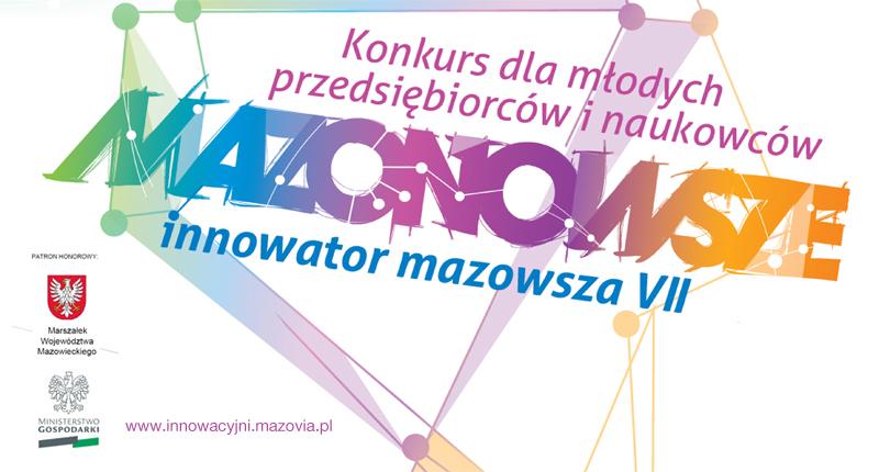 Mazovia, konkurs, Innowator, Mazowsze