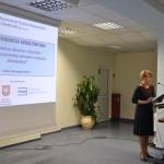 Anna Garucka - dyrektor ds. pielęgniarstwa Mazowieckiego Szpitala Wojewódzkiego w Siedlcach