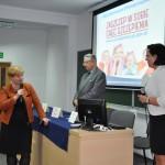 Podziękowania dr Bożena Piechowicz, rektor Collegium Mazovia