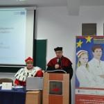 prof. dr hab. n. med. Mieczysław Szostek, dziekan