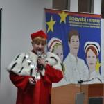 dr Bożena Piechowicz, rektor