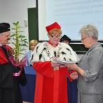 Podziękowania - Halina Głuchowska, przewodnicząca IV i V kadencji ORPiP w Siedlcach