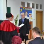 Podziękowania - Mirosław Leśkowicz, dyrektor SPZOZ w Siedlcach