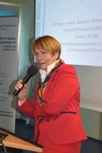 dr hab n med Bozena Walewska-Zielecka