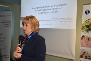 dr hab n o zdr Barbara Ślusarska
