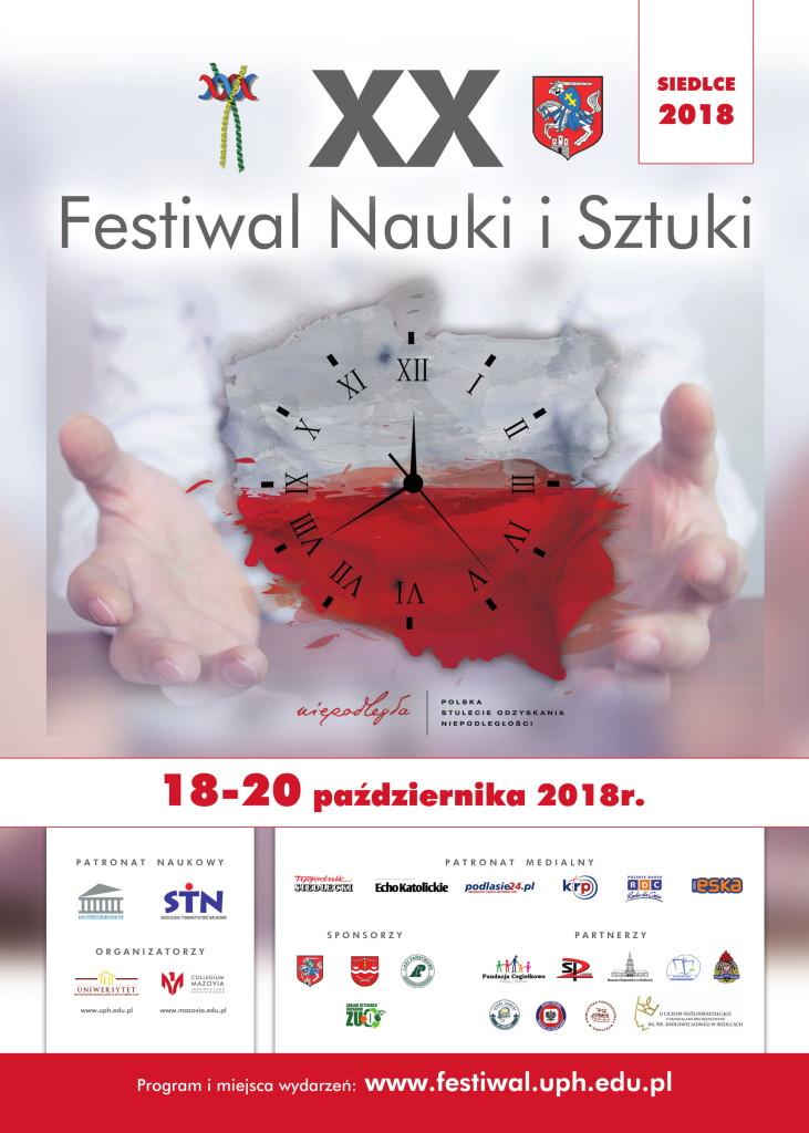 2018_10_09__plakat_A3_festiwal_nauki_Siedlce-1