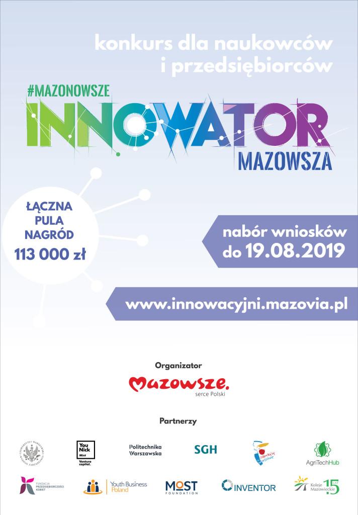 plakat Innowator